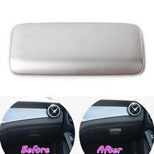 For GLA A Class CLA180 200 220 260 Steel Storage Glove Box Switch Button Trim x1