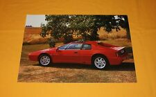 Lotus Esprit 1991 folleto brochure Catalogue depliant prospetto prospecto