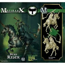 Malifaux M2E The Resurrectionists Dead Rider Box Set Wyrd Miniatures BNIB UK P&P