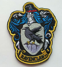 Harry Potter House Logo Embroidered HOOK & LOOP PATCH  sh+  692