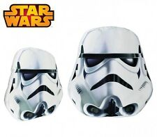 Cuscino STAR WARS 3D collezione STORM TROOPER NERO 38 X 45 X 5 CM idea regalo