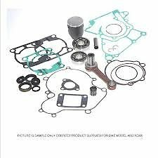 CR125 MOTOR RECONSTRUIR KIT 2001 Para Honda Motocross