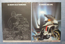 MOTOSPRINT982-PUBBLICITA'/ADVERTISING-1982- HONDA CX 500 TURBO (versione A)