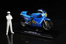 1982 F. UNCINI SUZUKI RGV DieCast Die Cast Motorcycle Bike Model 1:22
