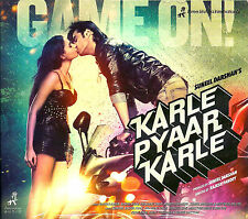 KARLE PYAAR KARLE - NEW  BOLLYWOOD SOUND TRACK CD - FREE UK POST
