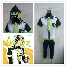 DRAMAtical Murder Noiz Cosplay Costume Free shipping A006