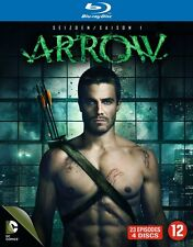 BLU-RAY - ARROW  SEIZOEN  1  (NEW SEALED)