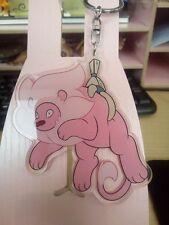 Mystery Mini Steven Universe PINK LION Acrylic Keychain Keyring Strap Cartoon