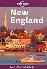New England (Lonely Planet Regional Guides), Tom Brosnahan, Kimberly Grant, Step