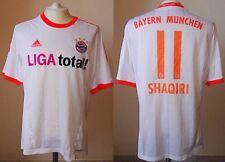 MAGLIA BAYERN MONACO 2012-13 ADIDAS SHIRT SHAQIRI TRIKOT MUNICH MUNCHEN ALBANIA