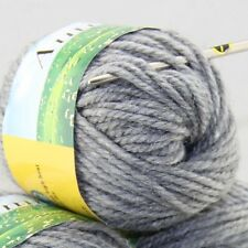 Sale new soft warm 1 BallX50g Chunky Thick Wool Hand Knitting Yarn 206 Mom Gray