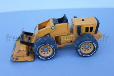 P330 Ancien engin vintage TONKA TP USA Loader radlader orange 26 cm