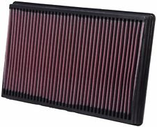 Fits Mazda 3 2004-2008 2.0/2.3L K&N Performance High Flow Replacement Air Filter