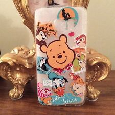 Samsung Galaxy S7 Disney Winnie Pooh Soft Gel Phone Case Protective Xmas Gift