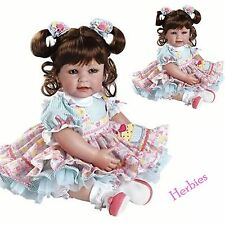 "Adora Piece of Cake Charisma Dolls,20""  Vinyl and Cloth 20-inch Baby Doll"