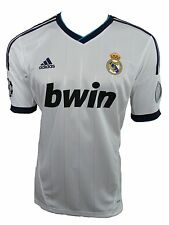 Adidas Real Madrid Jersey Champions League Trikot weiss Gr.S