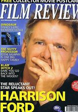 HARRISON FORD / BLAIR WITCH 2 Film Review no. 599 Nov 2000