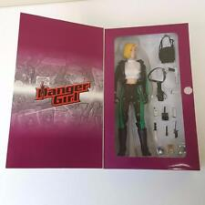 """Danger Girl Abbey Chase Dragon Models 12"""" Action Figure w/ Box & Accessories"""
