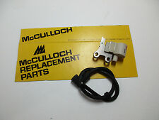 NEW McCulloch 605 3.7 3.4 655 610 650 5700 Timber Bear Chainsaw ignition coil