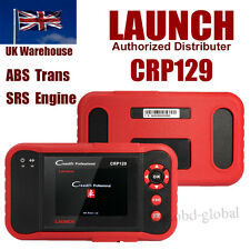 New LAUNCH CRP129  X431 OBD2 Car Diagnostic Scan Tool ENG/ABS/SRS/EPB UK Stock