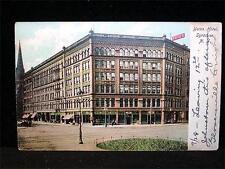Antique POSTCARD Yates Hotel, SYRACUSE, NY. c1906