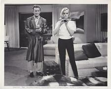 "Leslie Parrish/Kirk Douglas ""For Love or Money"" 1963 Vintage Movie Still"