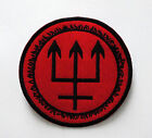 WATAIN EMBROIDERED PATCH SARGEIST BEHEXEN TSJUDER