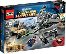 LEGO 76003 Super Heroes Superman Battle of Smallville NEW MISB