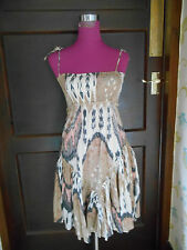 Stunning  All Saints Ikat Sun Dress  Size 8 BNWOT