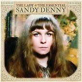 Sandy Denny - Lady (The Essential Collection) (CD 2013)