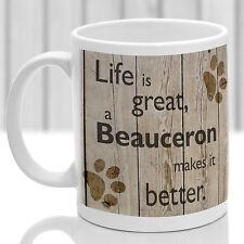 Beauceron mug, Beauceron dog gift, ideal present for dog lover