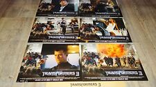 TRANSFORMERS 3  ! jeu photos cinema lobby cards