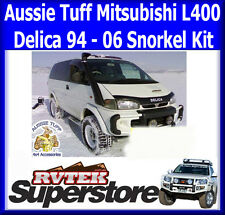 SNORKEL KIT FITS MITSUBISHI DELICA L400 4X4 PETROL AND DIESEL 05/1994 to 2006