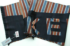 NEW AUTHENTIC WOOL KENZO SCARF / WRAP   Made in Italy  Gift