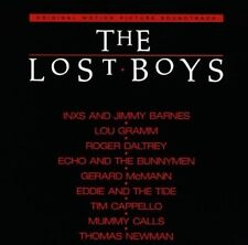 Ost - Lost Boys ( Film Soundtrack ) - NEW CD  inxs , echo and the bunnymen