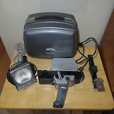 Bolex 155 Super, Projector, Flash, Mount, Power Cord - Bundle - Used/GC