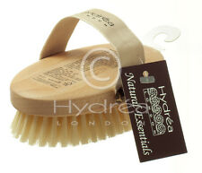 Hydrea Professional Body Brush With Natural Bristles  Beechwood Medium Strenght
