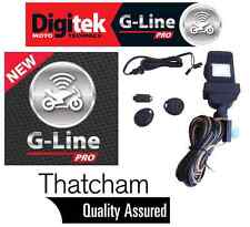 Digitek G-Line Pro Motorbike Thatcham Category 1 Alarm and Immobiliser