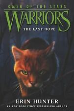 Warriors Omen of the Stars #6: The Last Hope by Erin Hunter c2015 NEW Paperback