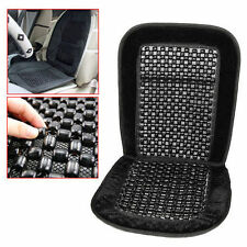 VW SHARAN 2010   4SEAT SET UP WOODEN BEAD BEADED CAR AUTO VAN SEAT COVER CUSHION