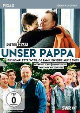 Unser Pappa * DVD 3-teilige Familienserie mit Dieter Pfaff Pidax Serie Neu Ovp