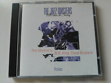 Pat Metheny, B.B. King, Dave Brubeck - The Jazz Masters 100 Años De Swing 1996