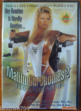 Peach Malibu Hardbodies 2: Behind the Scenes DVD NEW Unrated