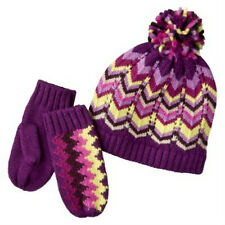 MISSONI for Target Girl's HAT AND MITTENS SET - NEW WITH TAGS