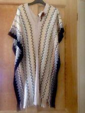 Woman's Poncho Size S-M