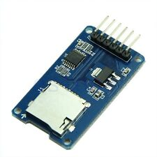 Micro SD Card Module Reader Slot Socket Shield Arduino ARM MCU Read & Write SPI