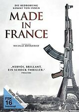 MADE IN FRANCE - IM NAMEN DES TERRORS   DVD NEU