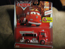 DISNEY PIXAR CARS DELZUXE RED   #95 RETURNS