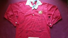 MANCHESTER UNITED 30 LEGENDS SIGNED RETRO SHIRT FROM ALL ERA'S-UK MENS-BNWT- COA