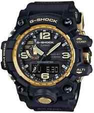 Casio G-Shock GWG-1000GB-1A DR Solar Radio Control Men's Watch Black Gold